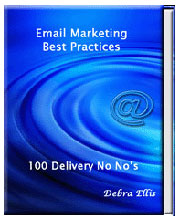 100 Email Delivery No No's