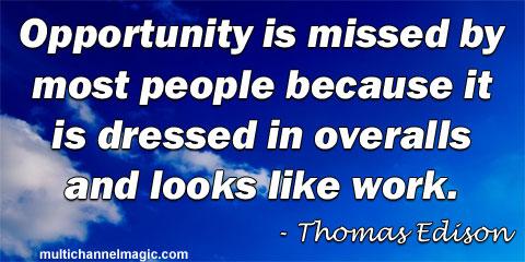 Edison-Opportunity